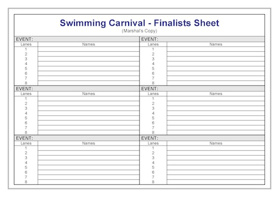 finalists-sheet-swimming-carnival